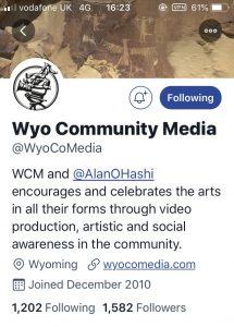 WCM on Twitter